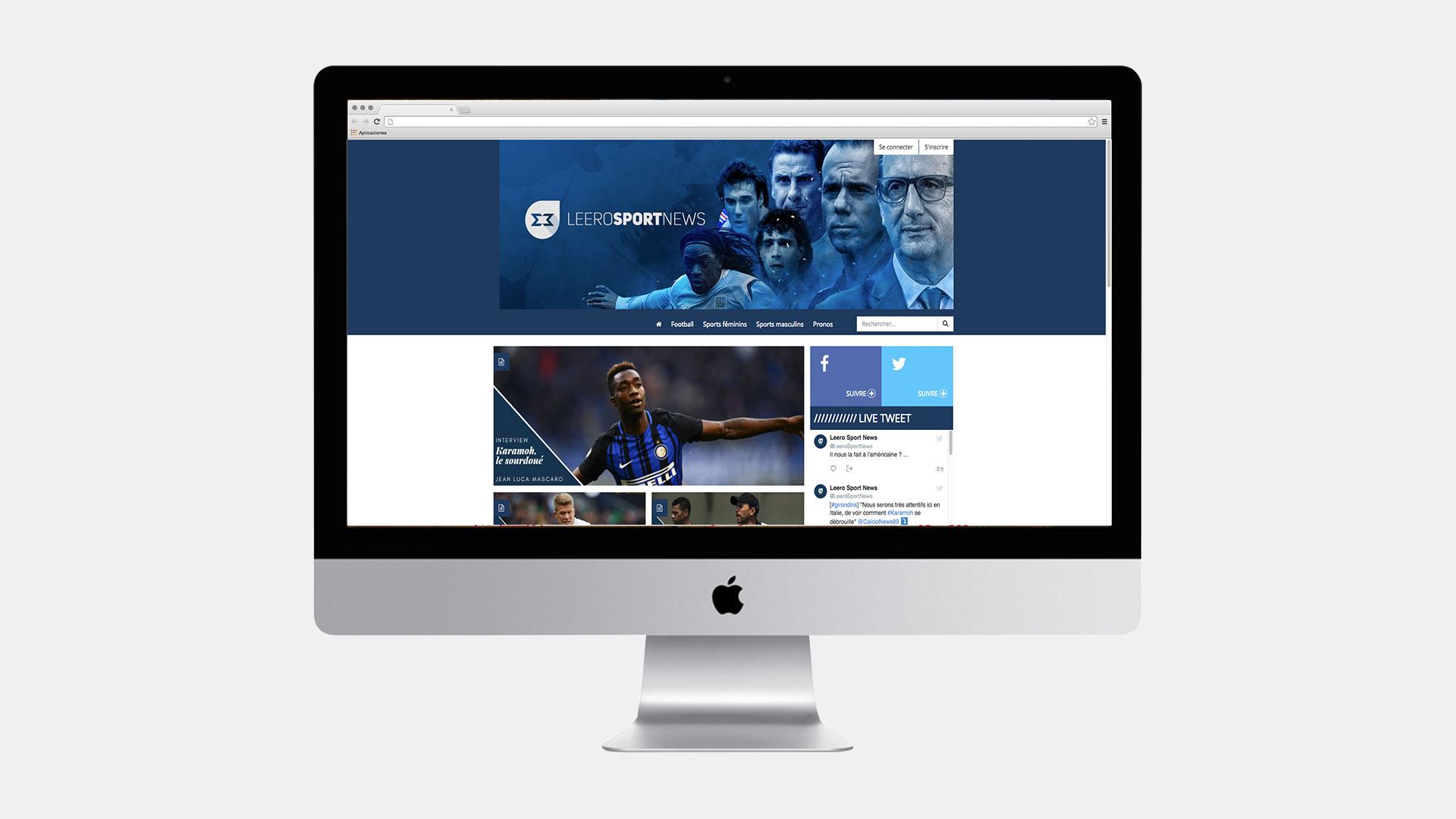 leero-sport-news-developpeur-freelance-bordeaux-jeremy-peltier